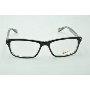 Nike Eyeglasses NK 7242 001 Black Frames 53mm NEW!